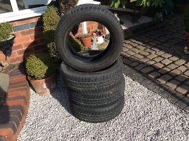 MAXXIS Allseason caravan tyres