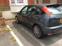Focus st170 in grey mot'd til apr 19