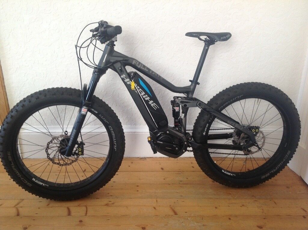 Haibike sDuro Full Fatsix Fat Bike 42cm electric with charger | in Lairg,  Highland | Gumtree