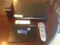 SKY set top box and SKY modem