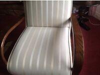 Laura Ashley Darwin chair £350 as new perfect