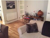 Spacious double bedroom - large modern 2 bed ground flat