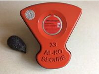 ALKO Al-ko Caravan Wheel Lock Insert No 33