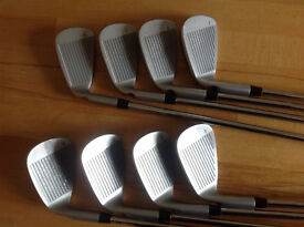 Ping i25 irons 4 to PW and a U wedge