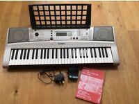 Yamaha PSR-e313 61 Key Electronic Keyboard