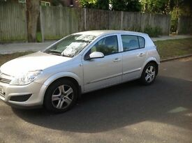 Vauxhall Astra 2009 BARGAIN £1,100 ONO (Lower than Market value)