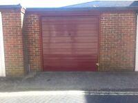 Lock up garage near Portsmouth Gunwharf and Portsmouth Business School