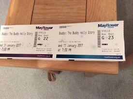 Buddy Holly Tickets