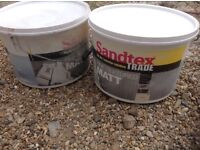 Sandtex Exterior Paint 10 litre