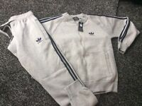 BRAND NEW ADULT ADIDAS TRACKSUITS SIZES S,M,L,XL