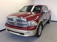 2011 Ram 1500 Laramie Longhorn Back up cam l rear heated seats