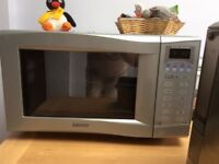 Sanyo freestanding microwave/grill oven