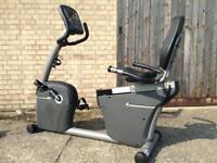 Horizon Fitness Elite R308 Electric Recumbent Exercise Bike (Delivery Available)