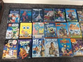 Kids dvd bundle x23