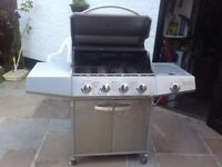 Barely used Gas BBQ