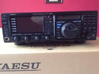 Yaesu FTDX 3000 & Yaesu Sp 2000 as new