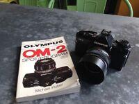 Olympus OM-2SP & 1.8/50mm Zuiko