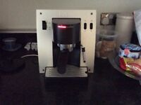 Dualit 15 bar expresso coffee machine. Can demonstrate upon collection. Upgraded to a pod compatible