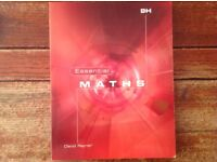 Maths revision book, helps with GCSE revision