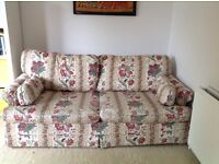 Sofa Bed double from M&S comfy bed in good condition. Cushions need re-covered