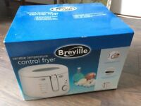 New Breville deep fryer in box
