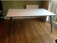 John Lewis Luna 6-8 seat dining room table