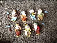 Disney Seven Dwarfs Set
