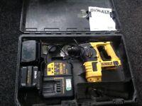 Dewalt sds drill DC223