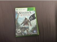 Assassins creed black flag Xbox 360 game