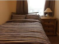 Single Room with double bed to share in 2bed flat. £270 pm