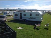 baileys sycamore retreat caravan