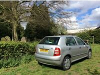 SKODA fabia 1.4 petrol * full main dealer service history * full mot * £650 * cheap car * cheap van