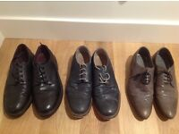 JOB LOT Men's Shoes (smart formal and casual use) - All size 9
