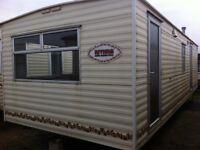 Cosalt Riviera Siesta FREE UK DELIVERY 29x10 2 bedrooms over 150 offsite static caravans