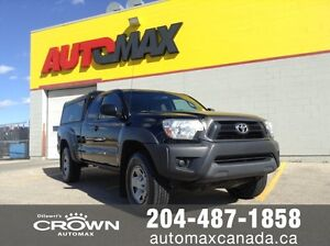 2013 Toyota Tacoma Access Cab *Touchscreen/V6/4x4* $203 B/W