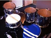 Premier Genista Heavy Rock Kit - Great Condition