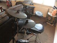 Drum kit electric