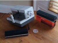 Vintage Slide Projector: Rank ALDIS QI 24