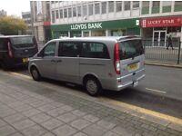 Mercedes Vito Taxi Hackney Spec