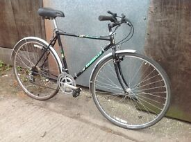 Mens cheap hybrid runabout type bike