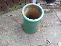 Garden chimney pots