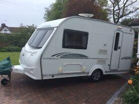 2011 Coachman Amara 380/2 2 berth caravan