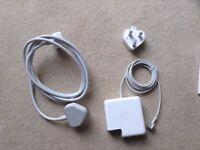 85 Watt Magsafe Power Adapter For MacBook Pro (Original Apple Product)