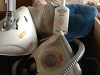 VAX Home Pro S6S steam cleaner. Hardly used.Detergent bottle still almost full.