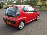 Amazing Citroen C1 Very Low Running Costs Amazing 1st Car Only £20 Road Tax Drives Superb.