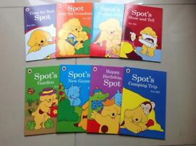 A Selection of Spot the Dog Books