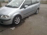 Mazda premacy auto 5seater 1.8 immac cond long test ideal famil car