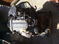 Vauxhall corsa 1.2 six engine 2000/2001