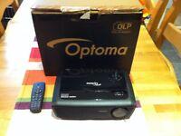 Optoma HD600X-LV Home cinema projector