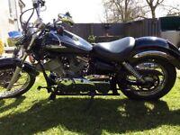 2002 Yamaha Dragstar XVS 250